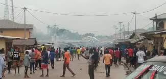 CLASHES ERUPT IN SIERRA LEONE OVER PROTEST AGAINST REMOVAL OF ELECTRICITY GENERATOR