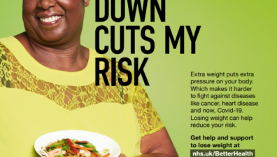 WEIGHT LOSS ENCOURAGED IN AFRICAN COMMUNITY TO CUT COVID-19 RISK