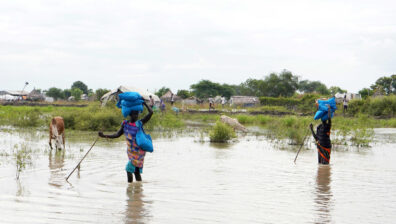 ALMOST 830,000 PEOPLE AFFECTED BY SUDAN FLOODS: UN