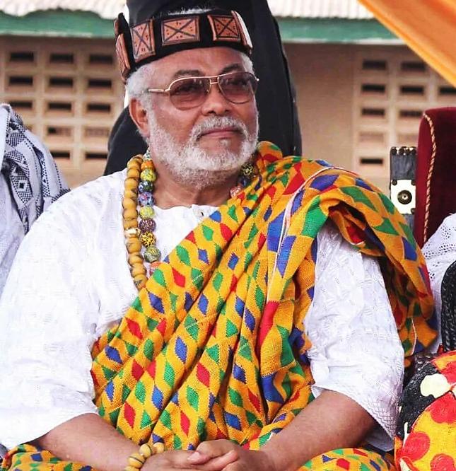 JERRY RAWLINGS: GHANA'S TOWERING FORMER LEADER DIES AGED 73