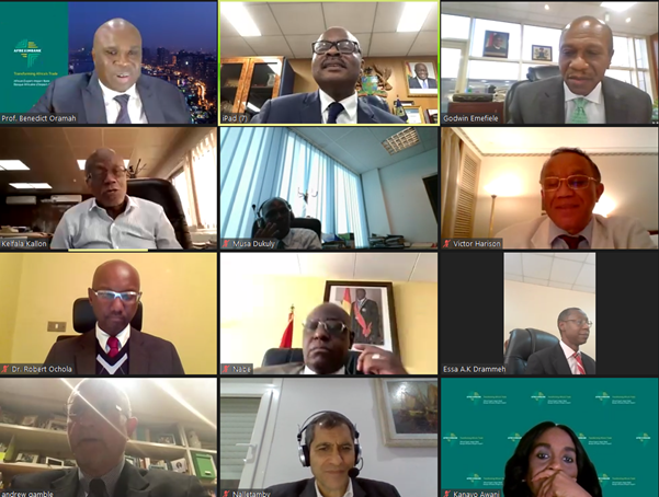 THE GOVERNING COUNCIL OF THE PAN-AFRICAN PAYMENT AND SETTLEMENT SYSTEM HOLDS INAUGURAL MEETING