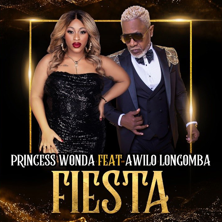 """FIESTA"" PRINCESS OF AFRO-FUSION ""PRINCESS WONDA"" FT THE LEGEND AWILO LONGOMBA26TH MARCH 2021"