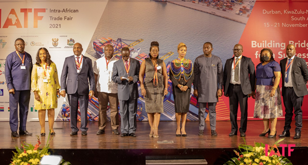 ORGANISERS OF THE INTRA-AFRICAN TRADE FAIR 2021 EXTOL THE BENEFITS OF PARTICIPATING IN THE EVENT DURING A ROADSHOW IN GHANA