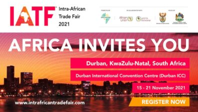 INTRA-AFRICAN TRADE FAIR – IATF 2021